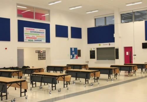 Claregalway Rapid Build School