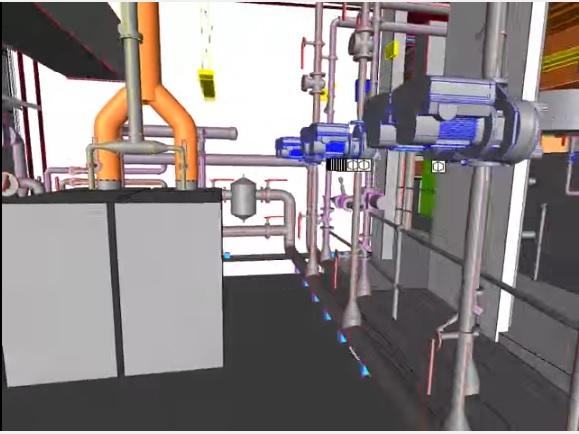 BIM video @ Grangegorman Research Building