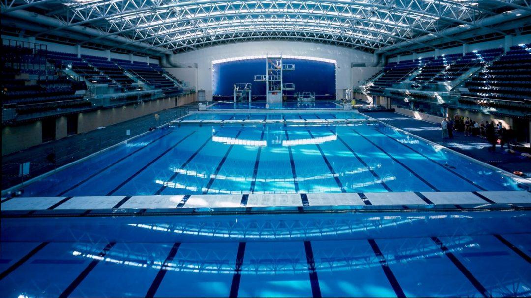 National Aquatics Centre