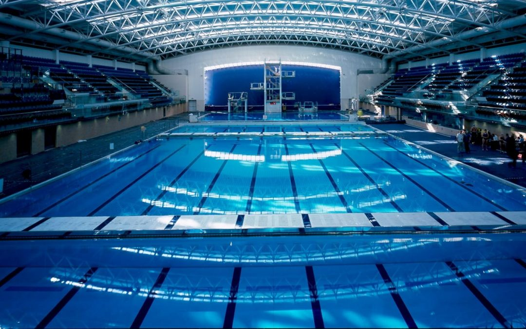 National Aquatics Centre